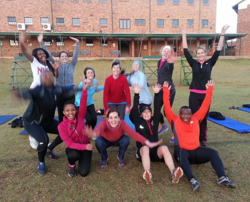 Go Active Pretoria Bootcamp Faerie Glen