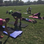 Moreleta Park bootcamp